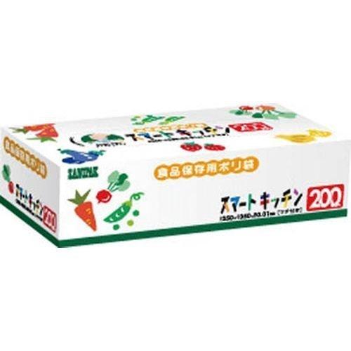 食品保存用ポリ袋 スマートキッチン 200枚入,離乳食,後期,そうめん