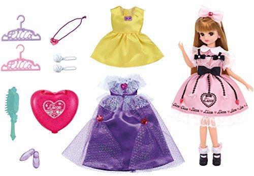 リカちゃん ドール LD-01 だいすきリカちゃん ギフトセット,5歳,女の子,プレゼント