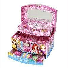 ディズニープリンセス シークレットドロアー(メイクアップボックス コスメボックス) 限定品,5歳,女の子,プレゼント