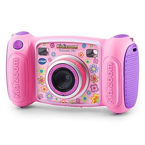 子ども用デジタルカメラ ピンク/Kidizoom Camera Pix [並行輸入品],5歳,女の子,プレゼント