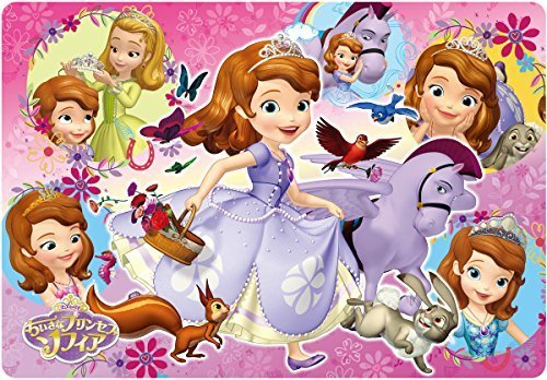 80ピース 子供向けパズル ちいさなプリンセスソフィア ソフィアのまいにち【チャイルドパズル】,5歳,女の子,プレゼント
