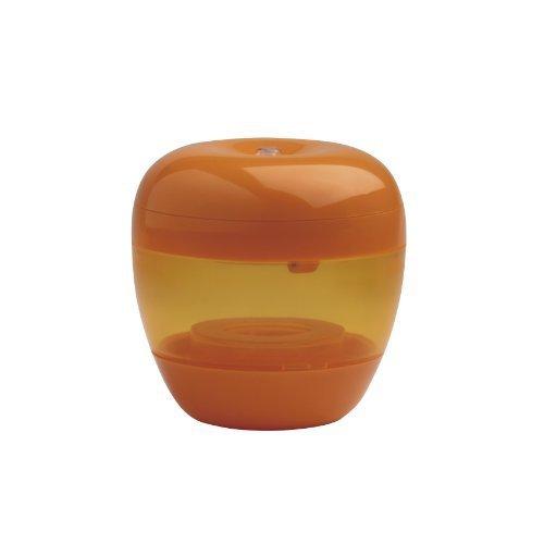 オーラクリーンBB 哺乳びん用乳首専用紫外線除菌庫 オレンジ DV-500DT,哺乳瓶,消毒,