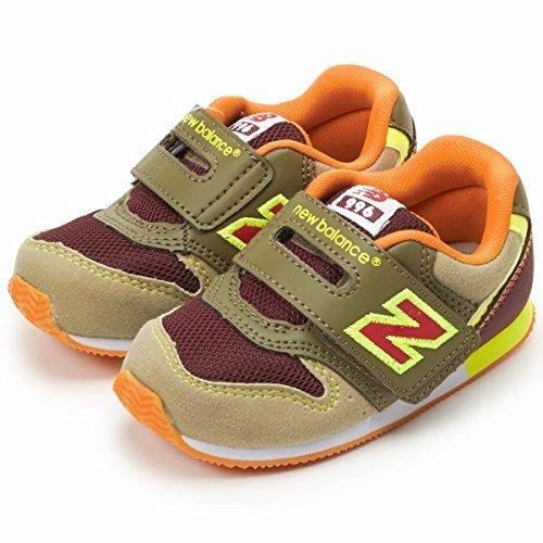 ニューバランス(キッズ)(new balance kids) 【ベビー・キッズシューズ】NB FS996【カーキ/14.0】,キッズ,スニーカー,人気