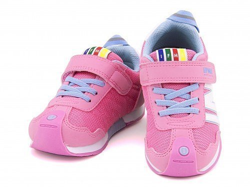 [イフミー] IFME 女の子 男の子 キッズ 子供靴 スニーカー つまずきを防止 土踏まずを鍛える 30-5710 ピンク 16.5cm,キッズ,スニーカー,人気
