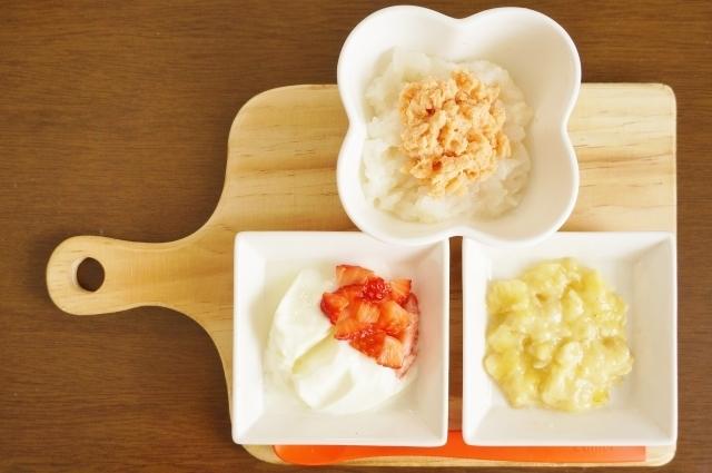 離乳食,離乳食初期,トマト,