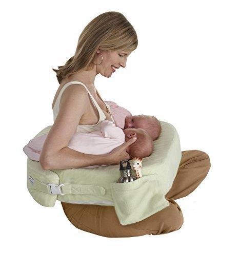 ツインズサポートクッション Twins Plus Deluxe Nursing Pillow【並行輸入品】,双子,グッズ,