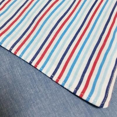 ミシンで縫う,ハンカチスタイ,作り方,