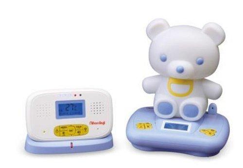 日本育児 クマさんコール プレミアム デジタル 2WAY ベビーモニター,ベビーモニター,