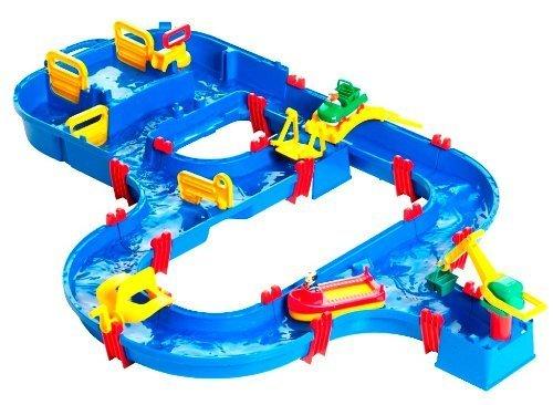 アクアプレイ カナルロック ハーバーマリーナセット 【ボーネルンド】,おもちゃ,2歳,