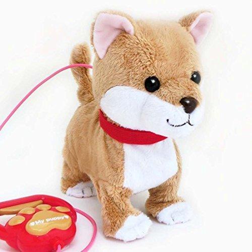 マザーガーデン いっしょにおさんぽ しばいぬくん 柴犬 電池で動くぬいぐるみ 38333030,おもちゃ,2歳,