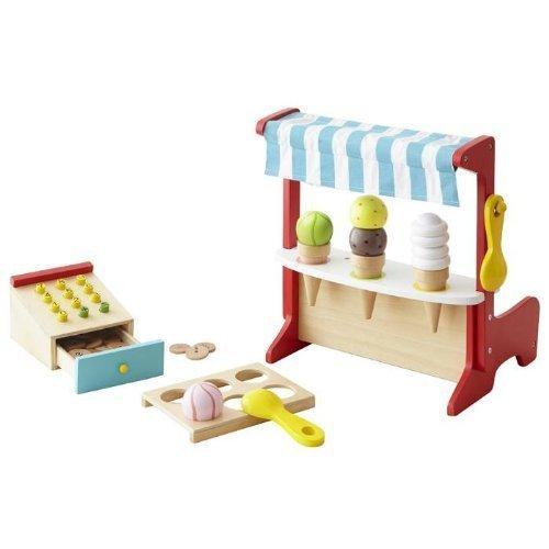 森のアイスクリーム屋さん,知育玩具,3歳,おすすめ