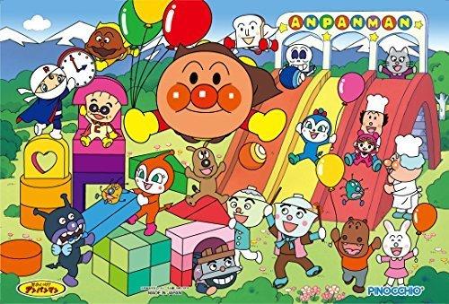 アンパンマン 天才脳はじめてのパズル 30ピース 楽しい広場,知育玩具,3歳,おすすめ
