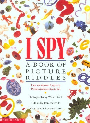 I Spy: A Book of Picture Riddles,ミッケ,
