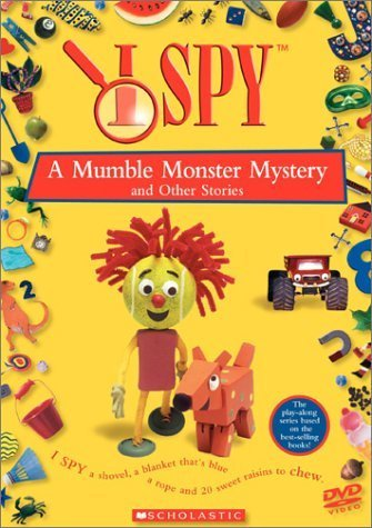 I SPY VOL. 1-MUMBLE MONSTER MYSTERY & OTHER STORIE,ミッケ,
