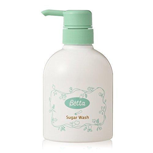 ベッタ (Betta) シュガーウォッシュ(アミノ酸系洗浄剤) 400ml,哺乳瓶洗剤,