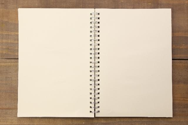 ノートの写真,妊娠,危険日,