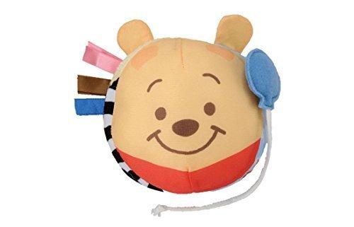 ディズニー Dear Little Hands うまれてはじめてお遊びボール くまのプーさん,新生児,おもちゃ,