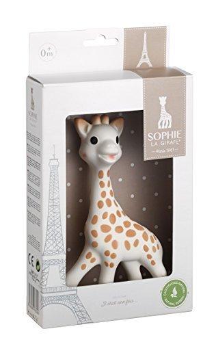 Vulli キリンのソフィー 18cm ベージュ 天然ゴム 616400 Tiny Spoon 日本正規品,新生児,おもちゃ,