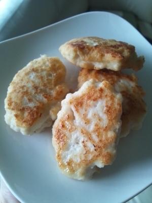 【離乳食・後期】鳥と豆腐ふわふわナゲット,生後10ヶ月,離乳食,量