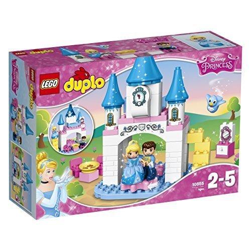 レゴ (LEGO) デュプロ ディズニー シンデレラのおしろ 10855,2歳,女の子,プレゼント