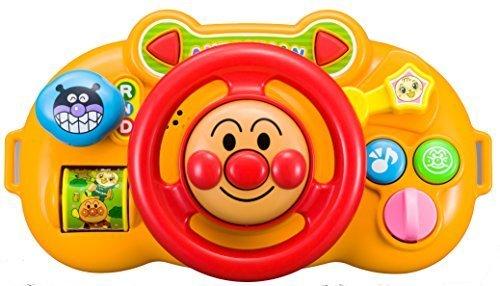 アンパンマン おでかけメロディハンドル,ベビーカー,おもちゃ,