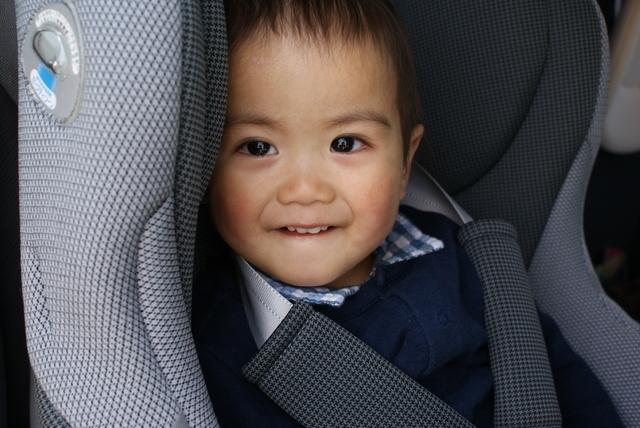 チャイルドシートに乗る幼児,チャイルドシート,おすすめ,
