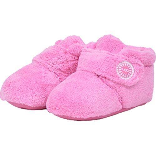 UGG アグ オーストラリア キッズ ベビー シューズ ファーストシューズ ビックスビー Australia Bixbee 3274 0/1サイズ(0ヶ月~6ヶ月) Bubble.Gum [並行輸入品],赤ちゃん,靴,
