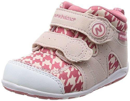 [ニューバランス] ベビーシューズ ベビー スニーカー FS123(現行モデル) 11cm~14cm XI(ピンク) 12.5 cm,赤ちゃん,靴,