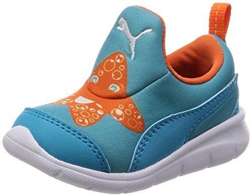 [プーマ] ベビーシューズ Bao 3 Aquarium Inf ブルー アトール/ブルー アトール (01) 15.0(15 cm),赤ちゃん,靴,