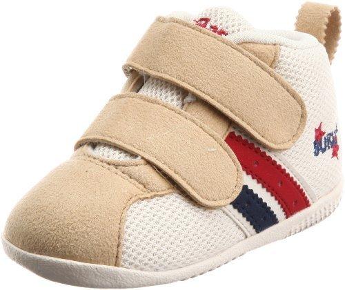 [アシックス] ファーストシューズ コンフィ FIRST MSII ベビー ベージュ 12 cm,赤ちゃん,靴,