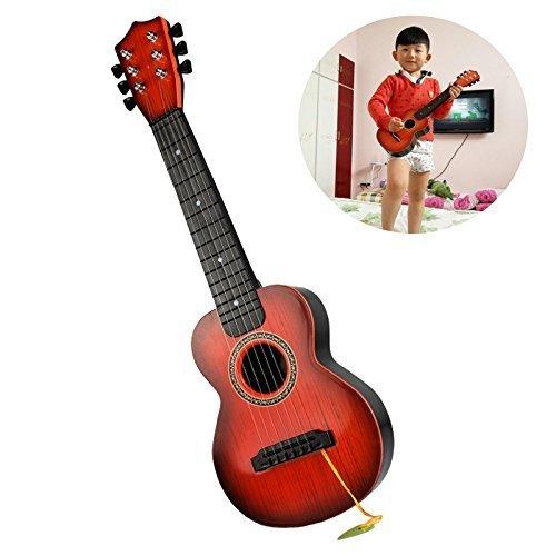 Votabell 子供 ギター 音楽 おもちゃ 初心者モデル ミニギター 楽器 知育玩具,6歳,男の子,プレゼント