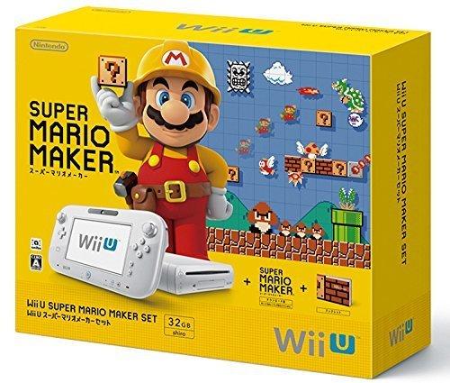 Wii U スーパーマリオメーカー セット,6歳,男の子,プレゼント