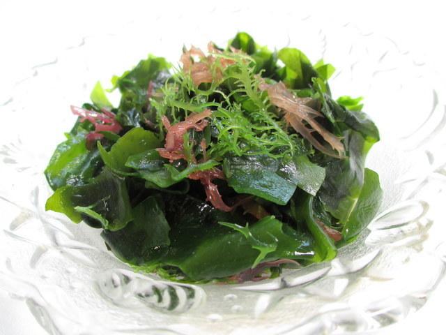 海藻サラダ,離乳食,ひじき,
