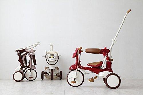 三輪車 iimo tricycle 02 ジェントル・ホワイト 1040,三輪車,人気,