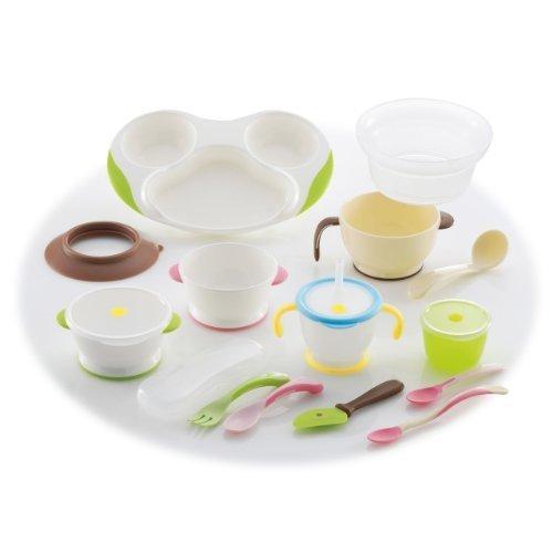 リッチェル Richell トライシリーズ ベビー食器セット ND-5,離乳食,食器,