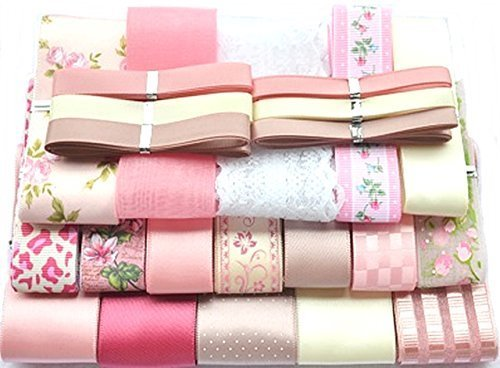 リボン ピンク系 いろいろ 詰合せ セット ヘア 髪 手芸 ハンドメイド DIY ラッピング 包装,手作り,スマホケース,