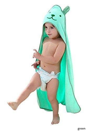 (タタラボ) TaTa Labo 子ども プールタオル バスタオル 男女兼用 h042 (グリーン),赤ちゃん,バスタオル,おすすめ