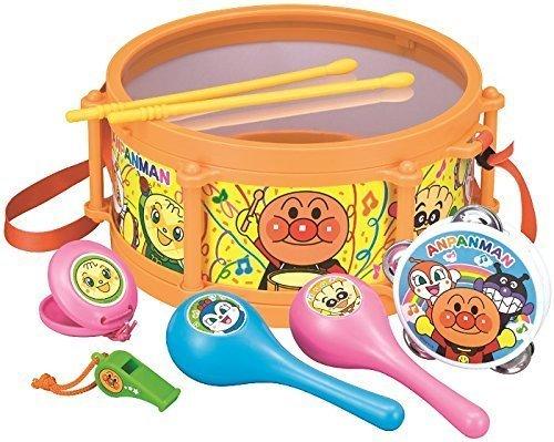 アンパンマン 楽器セット,おもちゃ,楽器,