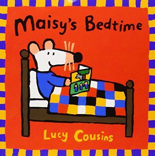 Maisy's Bedtime ,英語,絵本,