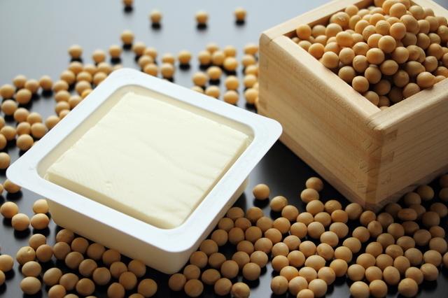 豆腐と豆,離乳食,豆腐ハンバーグ,