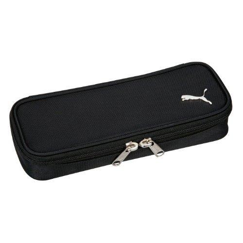 プーマ ペンケース ボックスタイプ 789PMBK ブラック,小学生,筆箱,