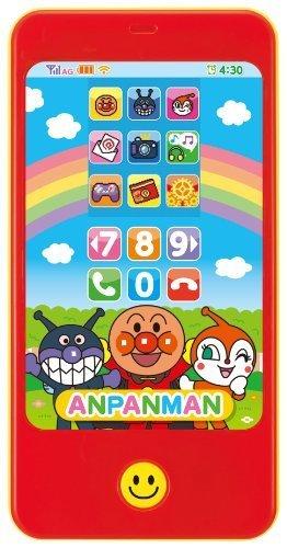 アンパンマン タッチして!カラースマートフォン,おもちゃ,スマホ,