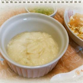 離乳食*初期~中期 ポテト×ミルクパン粥,離乳食,じゃがいも,