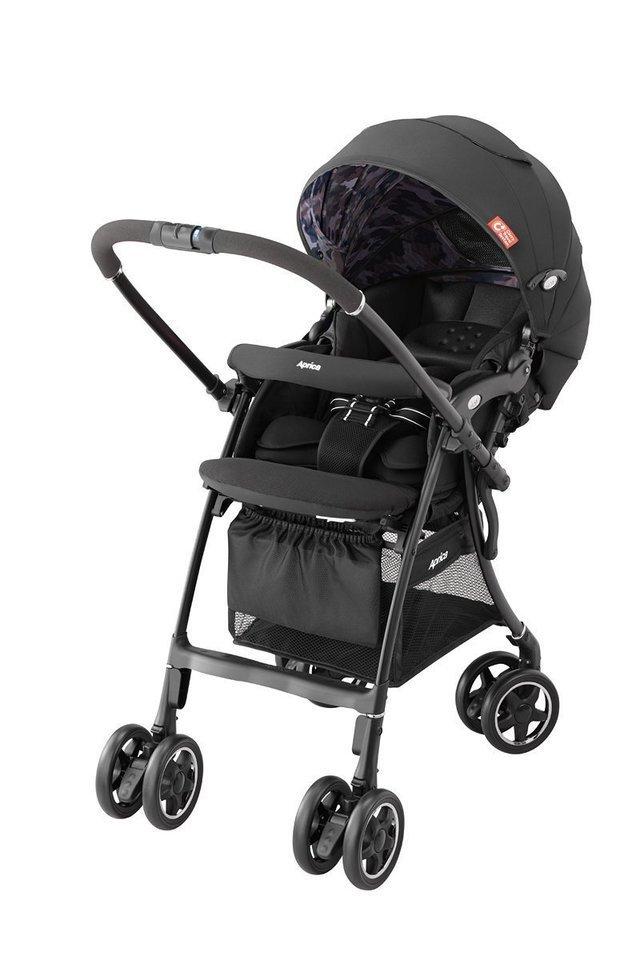 アップリカ Carry Travel System ラクーナ 2015 BK + コランCTS BK,ベビーカー,おすすめ,