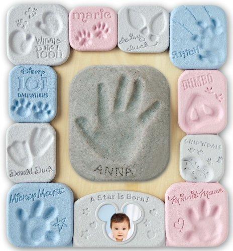 おもいで倶楽部 ディズニーオールキャラ エンジェルギャラリーデラックス オールスターメモリーズ ,赤ちゃん,手形,足形