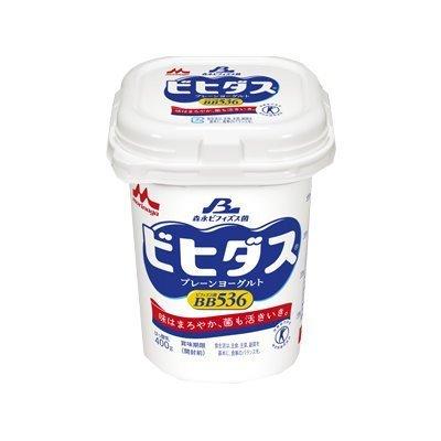 森永 ビヒダスBB536 プレーンヨーグルト400g 6個,離乳食,ヨーグルト,