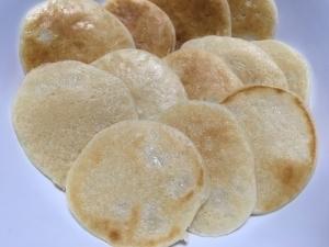 離乳食☆ヨーグルトパンケーキ,離乳食,ヨーグルト,