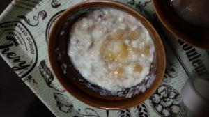 【離乳食後期】豆腐バナナヨーグルト,離乳食,ヨーグルト,
