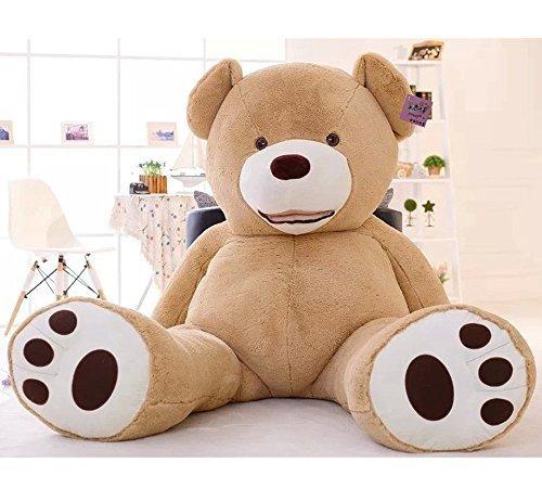ぬいぐるみ 特大 くま/テディベア 可愛い熊 動物 大きい くまぬいぐるみ/熊縫い包み/クマ抱き枕/お祝い/ふわふわぬいぐるみ (2m),ぬいぐるみ,おすすめ,赤ちゃん