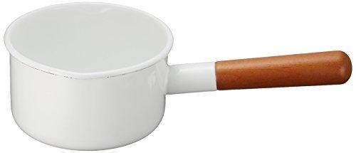 野田琺瑯 ミルクパン ポーチカ 12cm PO-12M,離乳食,鍋,